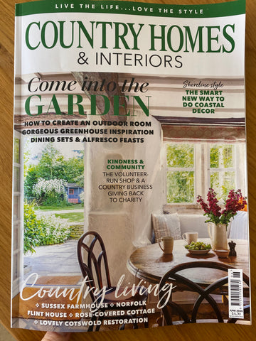 Country Homes and Interiors June 2020