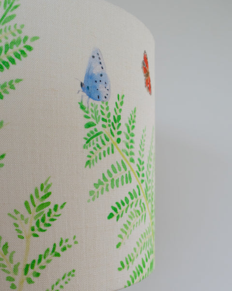 Butterfly Meadow 30cm Lampshade