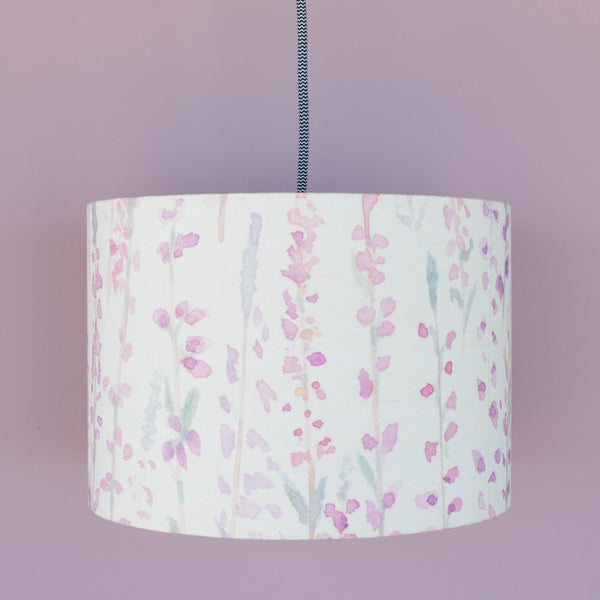 Heather Lampshade