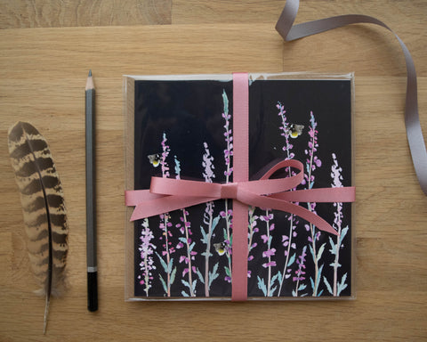 Heather Card Gift Set