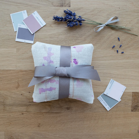 Heather Lavender Bag Set