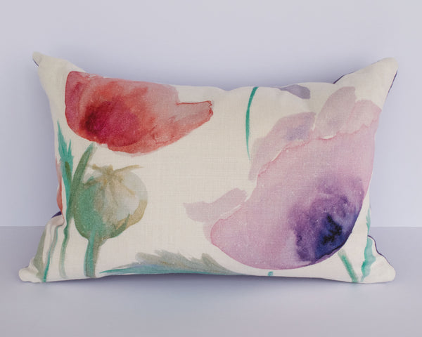 Poppies Cushion