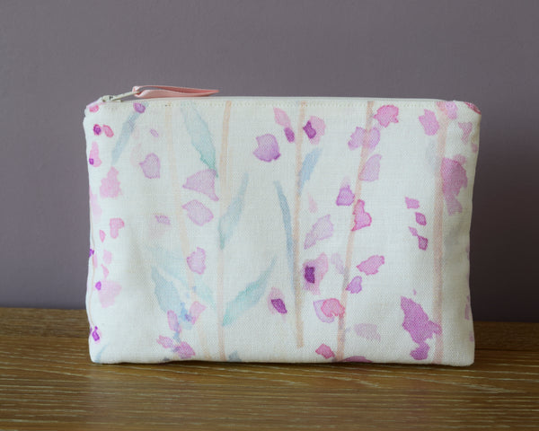 Heather Cosmetic Bag