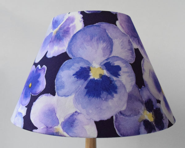 Pansy 30cm Coolie Lampshade