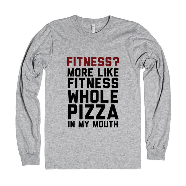 Pizza Fitness?