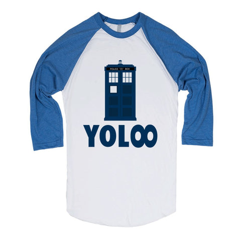 Doctor Who Yolo