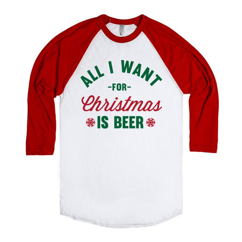 All I Want For Christmas Is Beer