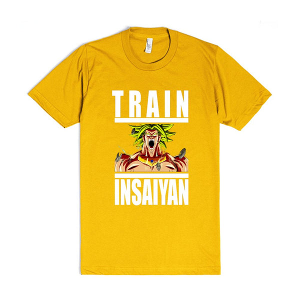 Train Insaiyan - Broly