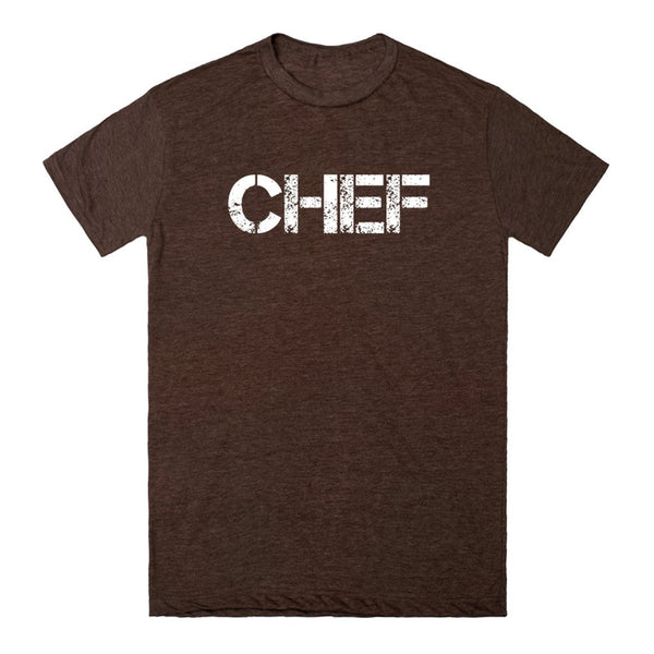 "Chef - Because Being A Freakin Awesome Culinary Bad Ass Is Not An Official Job Title"" T-Shirts"