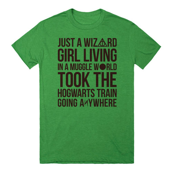 Harry Potter: Just A Wizard Girl
