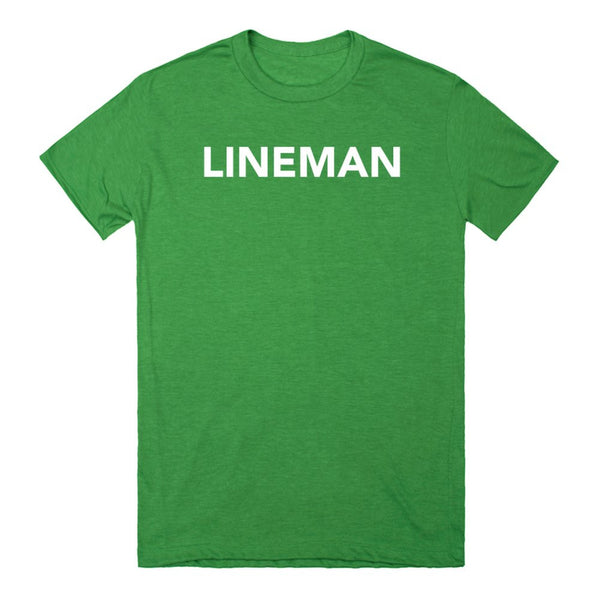 Lineman Because Badass Motherfucker Isn'T An Official Job Title