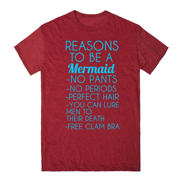 Reasons To Be A Mermaid