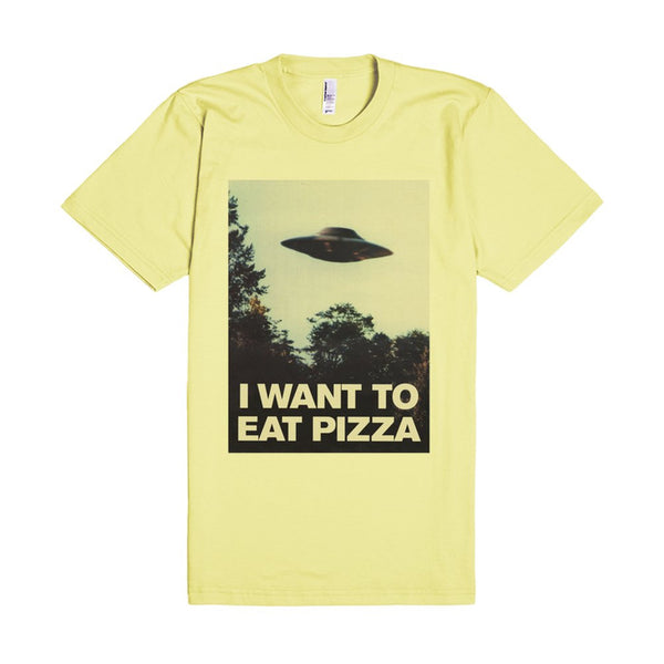I Want To Eat Pizza