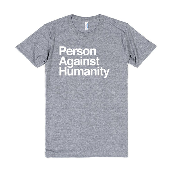 Person Against
