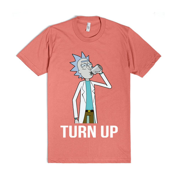 Rick And Morty Turn Down For What