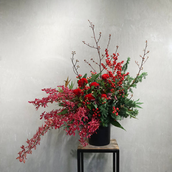 CNY Flower Arrangement