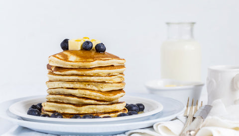 Add a bit of indulgence to Pancake Tuesday