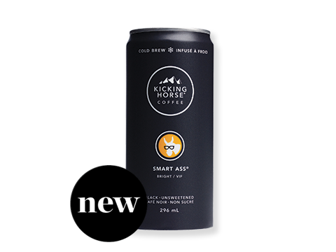 Kicking Horse Coffee - Smart Ass Cold Brew