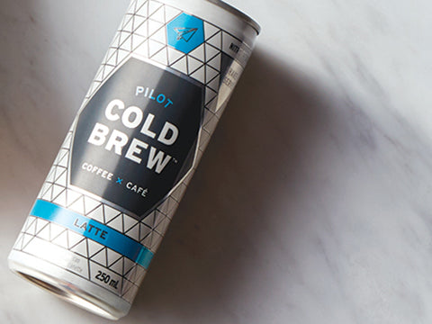 Pilot Cold Brew Coffee Co - Latte