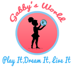 Gabby'sWorld Ltd..                                                         Play It,Dream It, Live It
