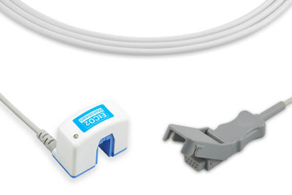 Masimo Compatible EtCO2 Sensor Mainstream Capnography