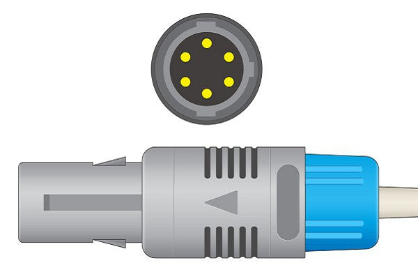 Petas Compatible Direct-Connect ECG Cable
