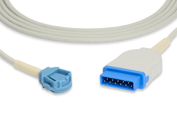 Datex Ohmeda Compatible SpO2 Adapter Cable - OXY-ES3