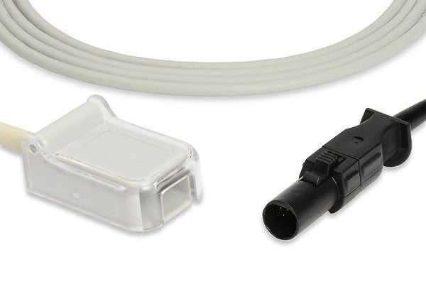 GE Healthcare > Corometrics Compatible SpO2 Adapter Cable - 4033CAX