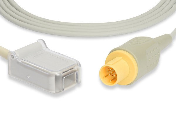 Hellige Compatible SpO2 Adapter Cable- 30344358