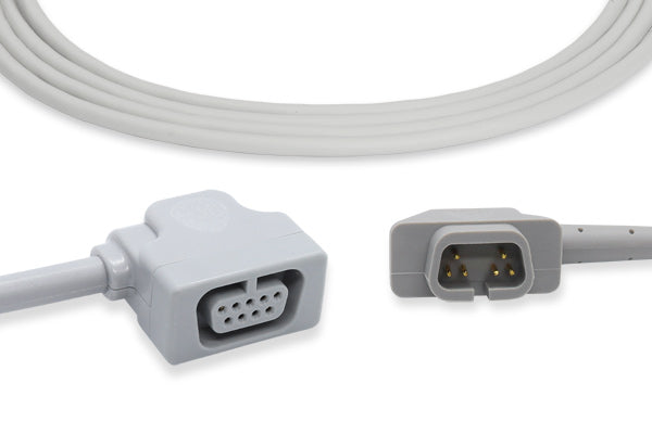 Criticare Compatible SpO2 Adapter Cable- 518DD