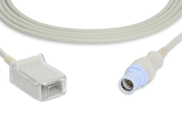 Draeger Compatible SpO2 Adapter Cable- MS17522