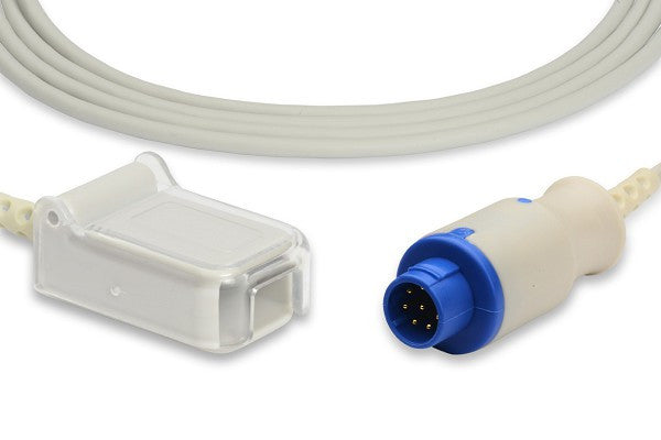 Schiller Compatible SpO2 Adapter Cable