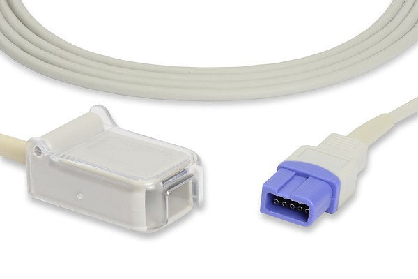 Spacelabs Compatible SpO2 Adapter Cable- 700-0792-00