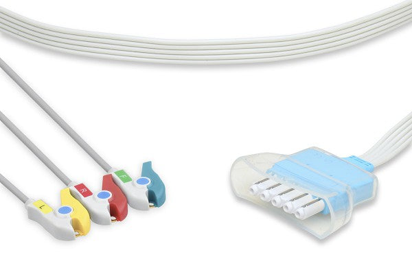 Philips Compatible Disposable ECG Leadwire