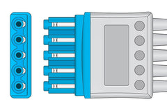 Philips Compatible ECG Leadwirethumb
