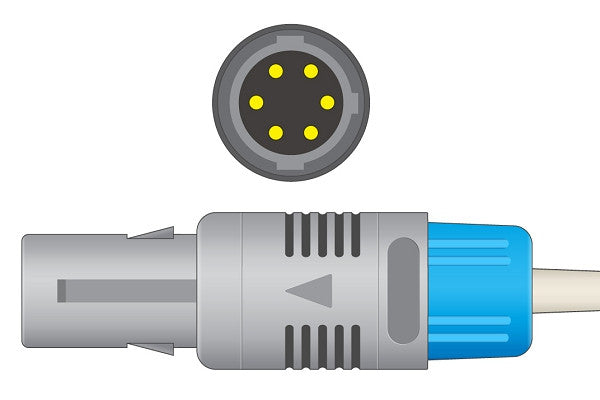 Biocare Compatible Direct-Connect SpO2 Sensor