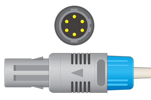 DRE Compatible Direct-Connect SpO2 Sensor- P02796