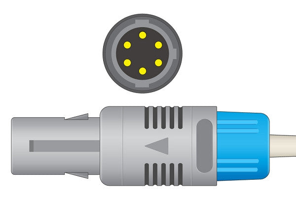 Guoteng Compatible Direct-Connect SpO2 Sensor