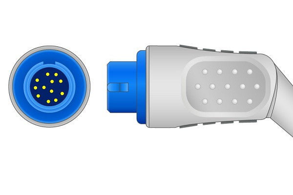Comen Compatible Direct-Connect SpO2 Sensor
