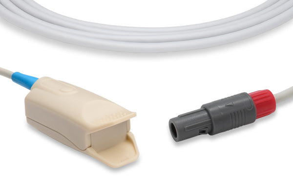 Heal Force Compatible Direct-Connect SpO2 Sensor