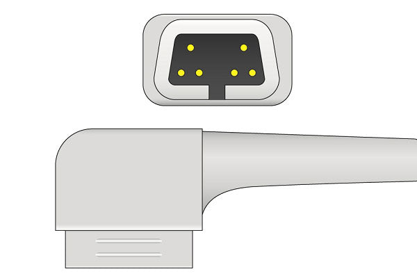 Criticare Compatible Direct-Connect SpO2 Sensor