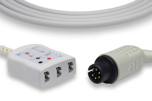 Covidien > Nellcor Compatible ECG Trunk Cable