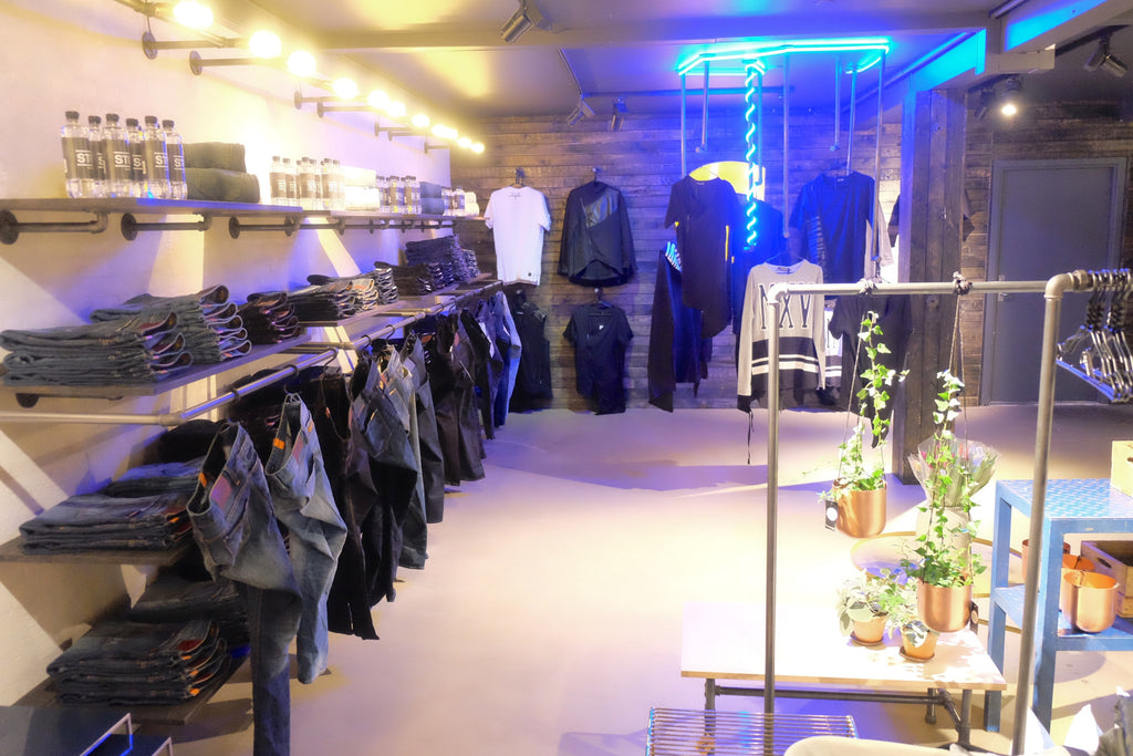 STOC Concept Store in Esbjerg