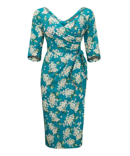 Wrap dress Wedding guest dress. Dresses for wedding guests. Nigella dress. Dresses with sleeves. Mother of the Bride dress. Ascot dress. Bombshell dress