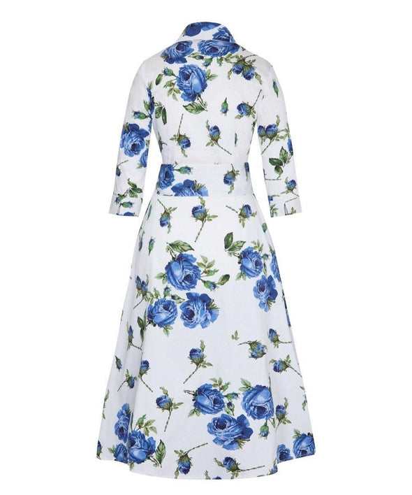 Bloomsbury Roses 'For the Love of Pockets' dress