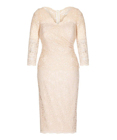 Bombshell dress Bombshell London lace Cream Ivory Wedding Dress