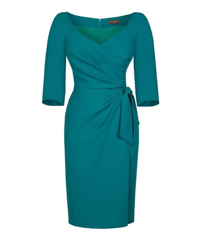 "Jade ""Edge of the shoulder fit"" Confident Dress - Bombshell London"