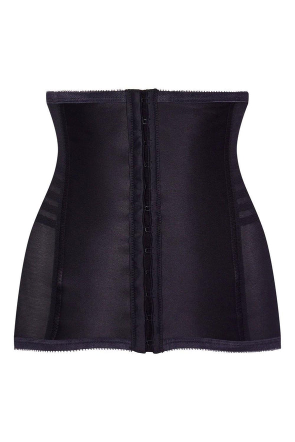 Black Wider than you'd like to be in the middle? Try the Hourglass Waist Shaper LEVEL ONE CINCH - Bombshell London