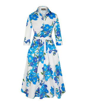 Xanthe Blue Bombshell 'For The Love Of Pockets' Dress