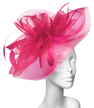 The Ultimate Bombshell Hatinator Bright Pink